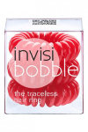 Invisibobble Raspberry Red - Invisibobble Raspberry Red резинка для волос красная, 3 шт