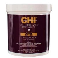 CHI Deep Brilliance Professional Silk Conditioning Relaxer - CHI крем разглаживающий